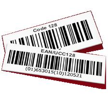 Code 128 barcode generator software