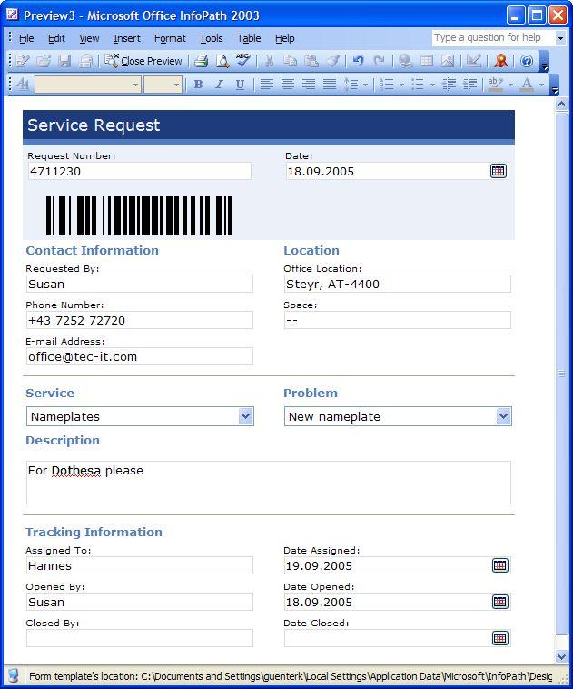 Bar Code Erweiterung F 252 R Microsoft 174 Office