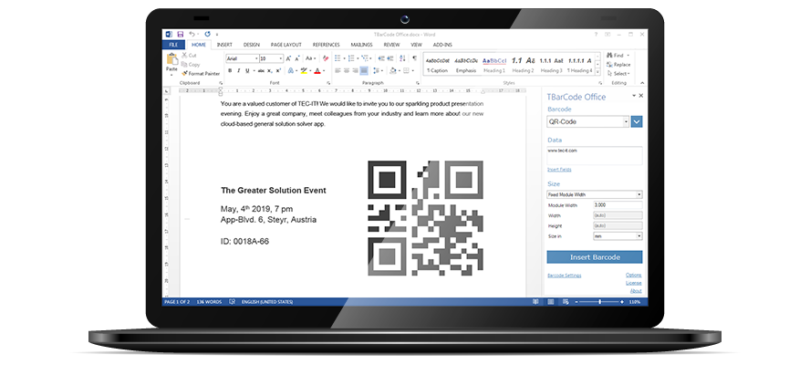 barcode add in for microsoft word creating barcodes with word