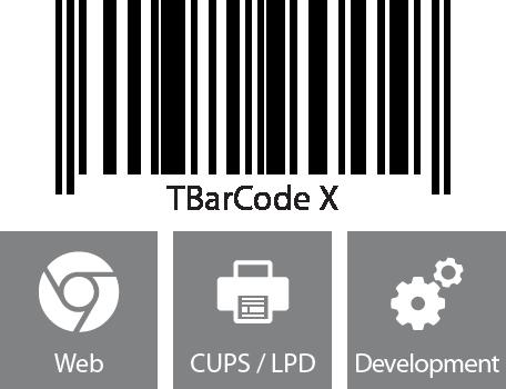 Barcode Software for Linux, UNIX, OS X, AIX, HPUX, HP-UX, Sun, SAP