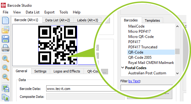 QR Code Generator Software / Barcode Maker Program / QRCode SDK